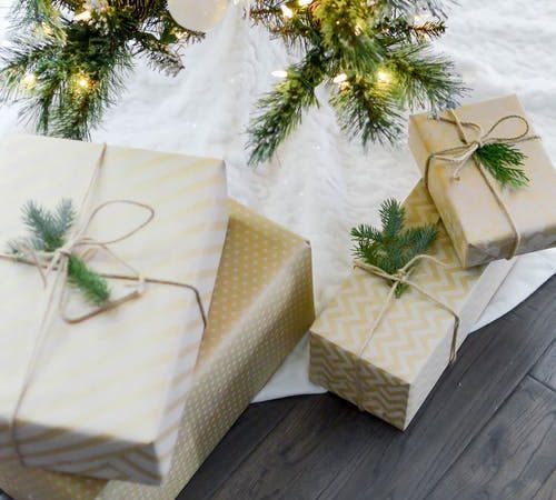 How to find the best wrapping paper for Christmas present wrapping